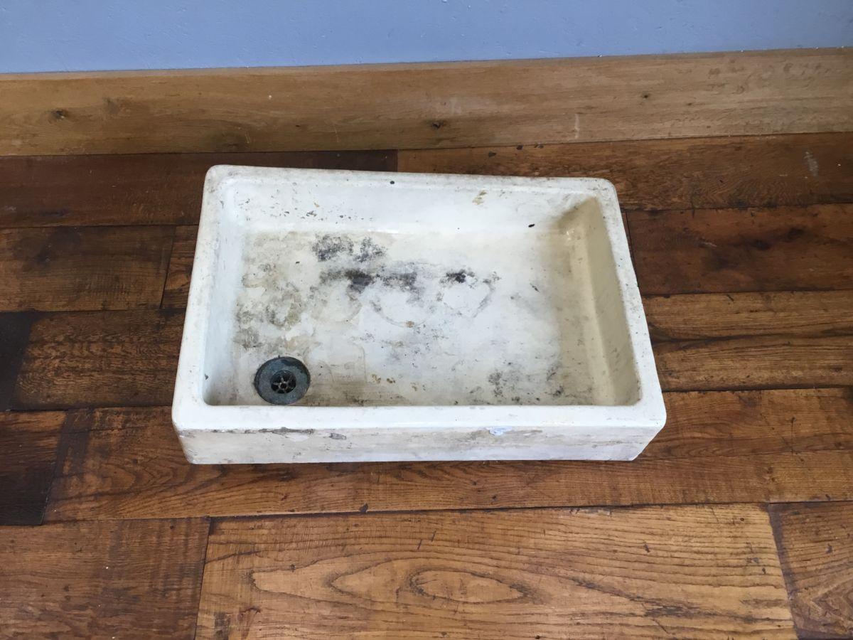 Shallow Beige Sink