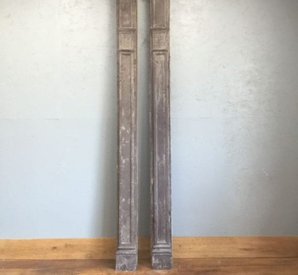 "8' 3"" Cast Iron Posts"
