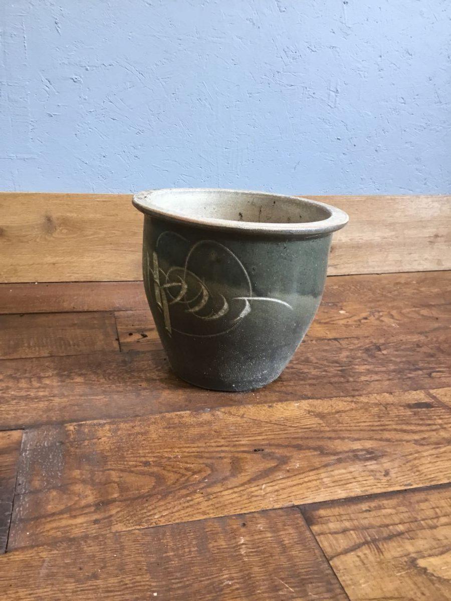 Green Plant Pot
