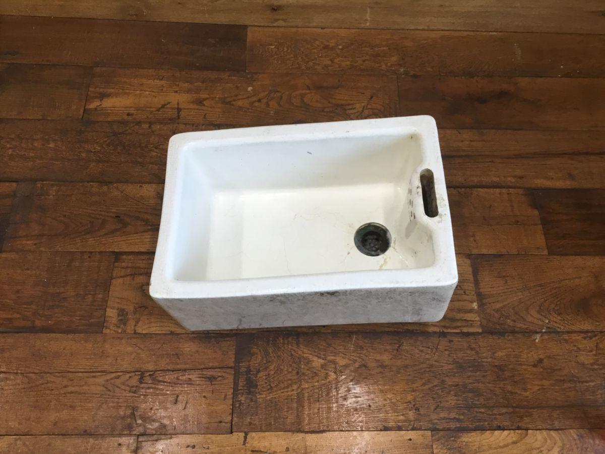 Leadless Glaze Sink