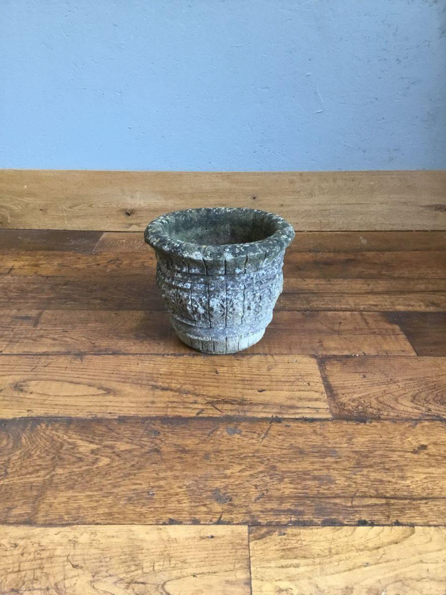 Reconstituted Stone Planter