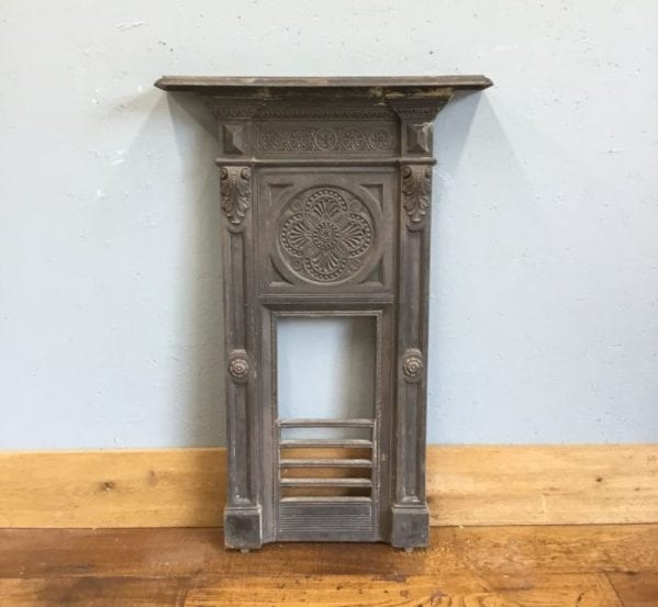Narrow Cast Iron Fire Surround T. Jeckyll