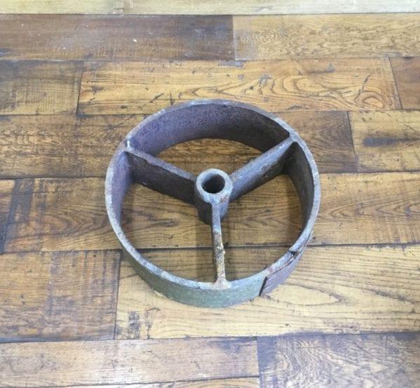 Thick Iron Wheel