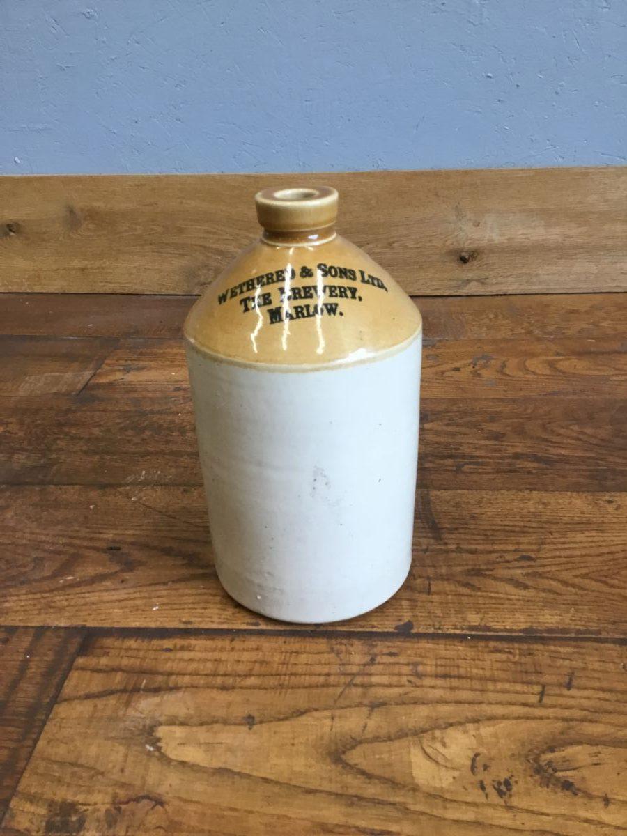 Beer Brewery Jar