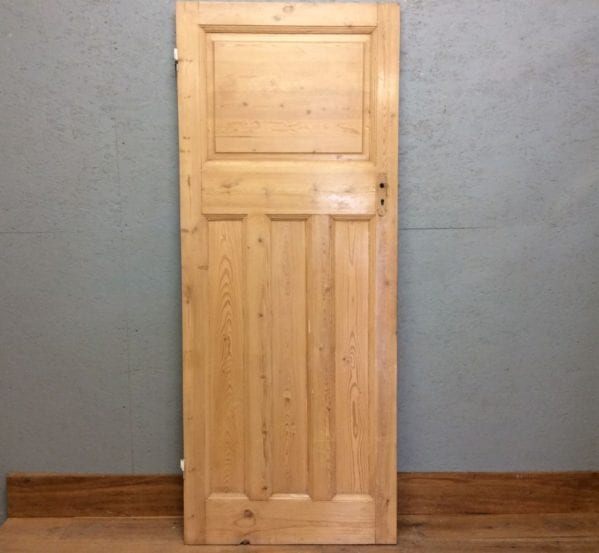 Stripped Natural L & B Door
