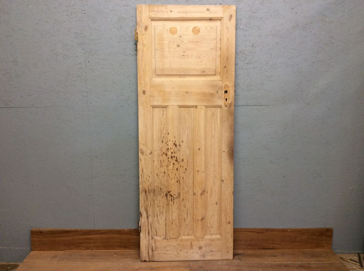 Stripped Natural 1 Over 3 Door