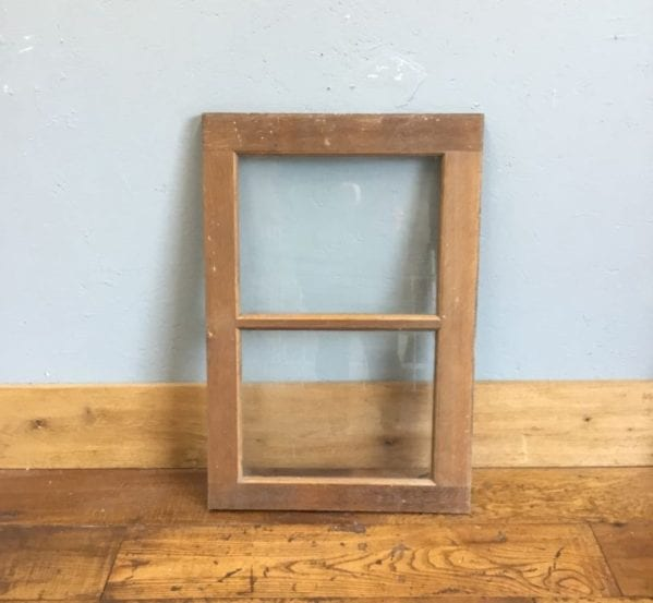 Small Double Pane Window