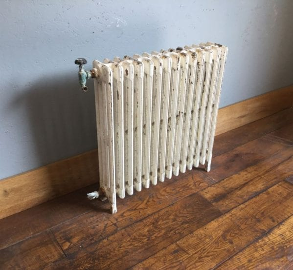 4 Bar Reclaimed Cathedral Radiator