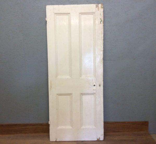White Door 4 Panelled