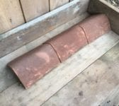 Re-Production Hog Back Ridge Tile