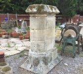 Oxford Stone Chimney
