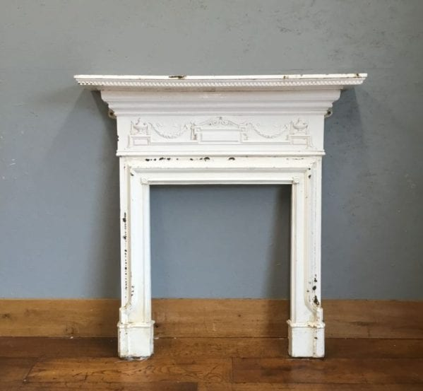Cast Iron Decorative Fire Surround