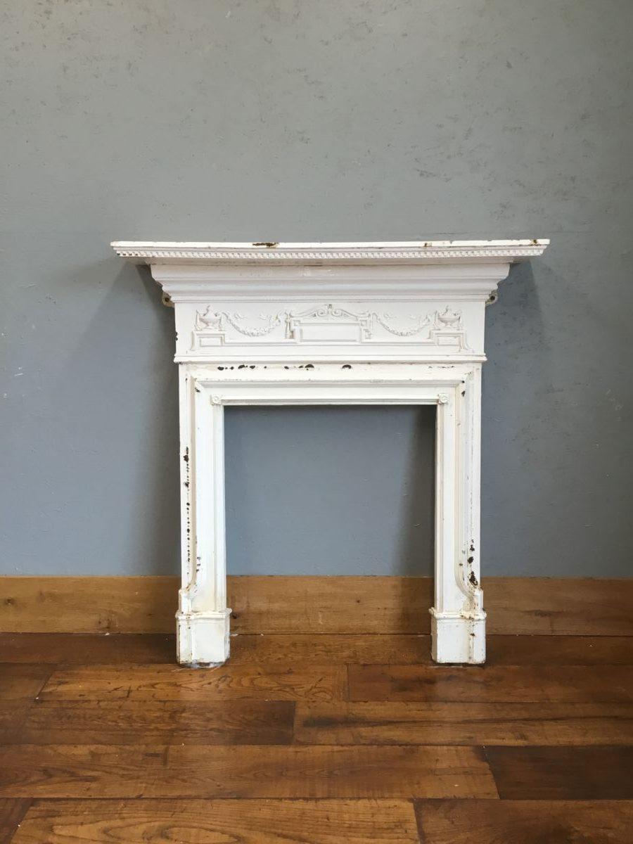Cast Iron Decorative Fire Surround