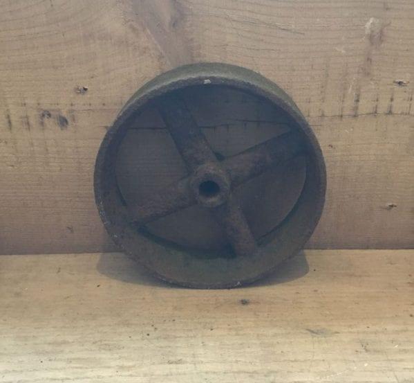 Small Iron Wheel