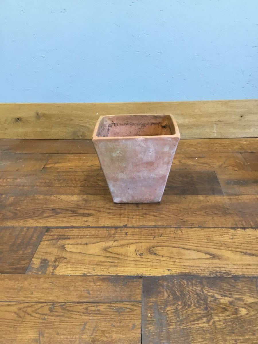 Square Terracotta Pot