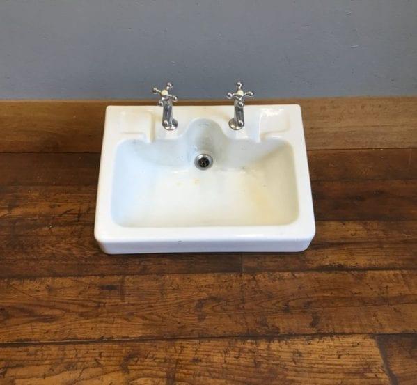 Twyfords Chunky Sink & Taps