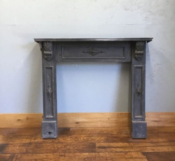 Heavy Cast Iron Fire Surround