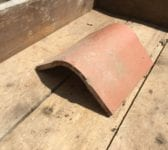 Reclaimed Pressed Clay Hog Back