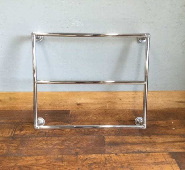 Large Three Bar Heated Towel Rail