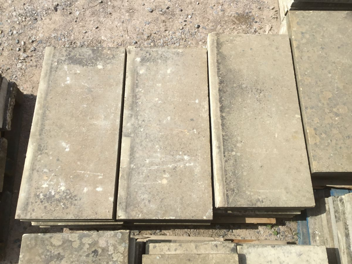 York Coping Slabs