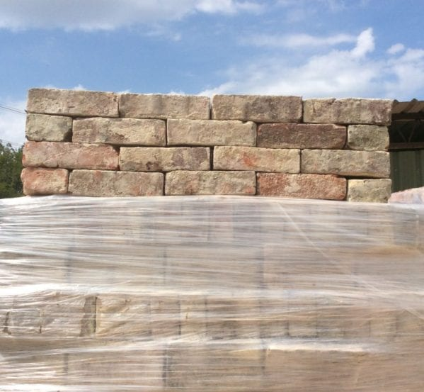 Napoleon Dark Handmade Hard Brick