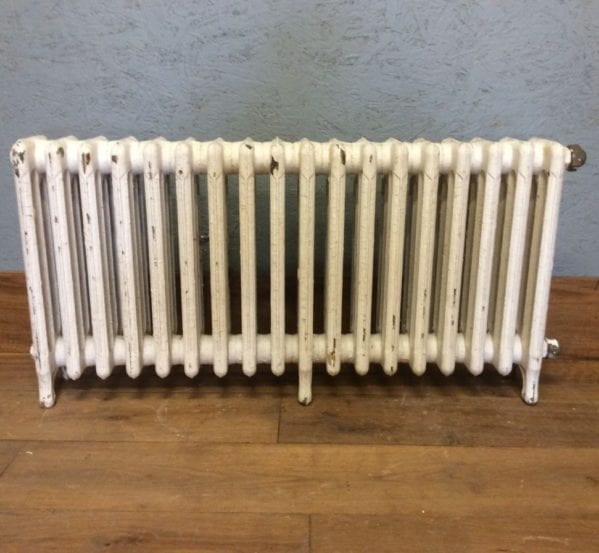 Reclaimed Short 4 Bar Radiator