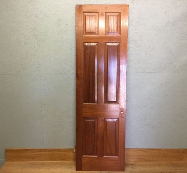 Mahogany 6 Panel Door