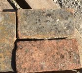 Red Paving Bricks