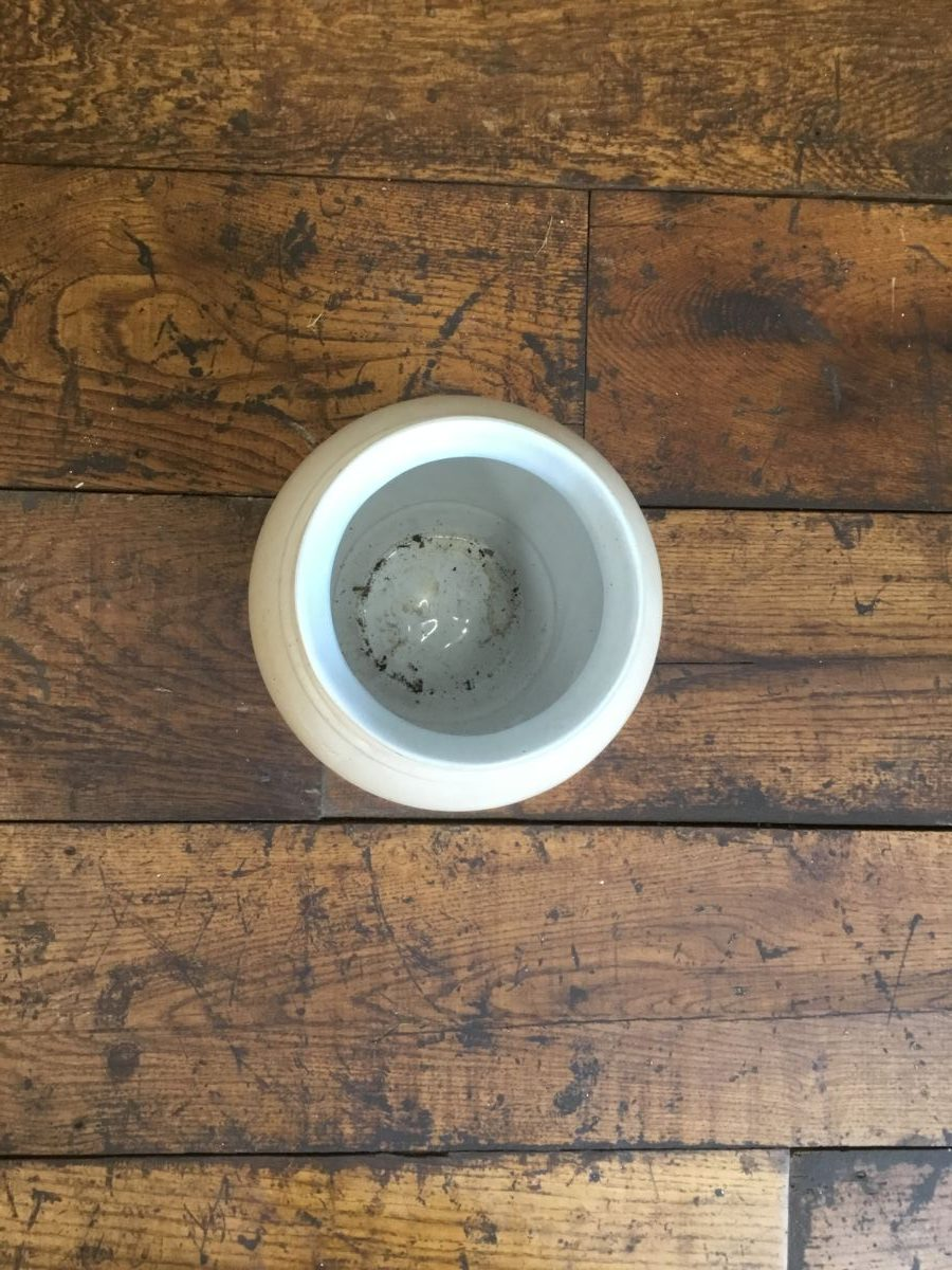 Porcelain Urn Pot