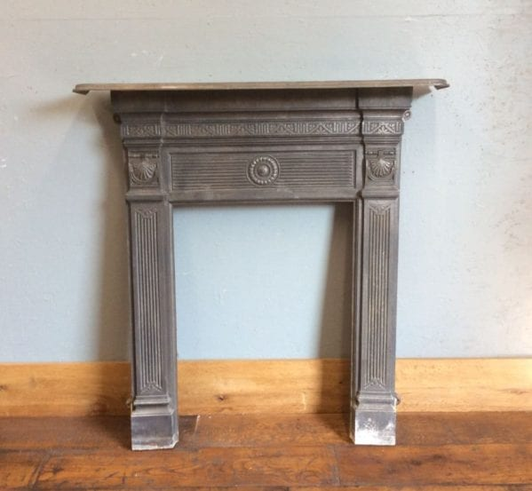 Decorative Cast Iron Fire Surround