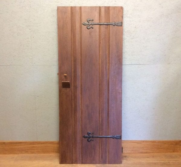 Ledge & Brace Door Oak