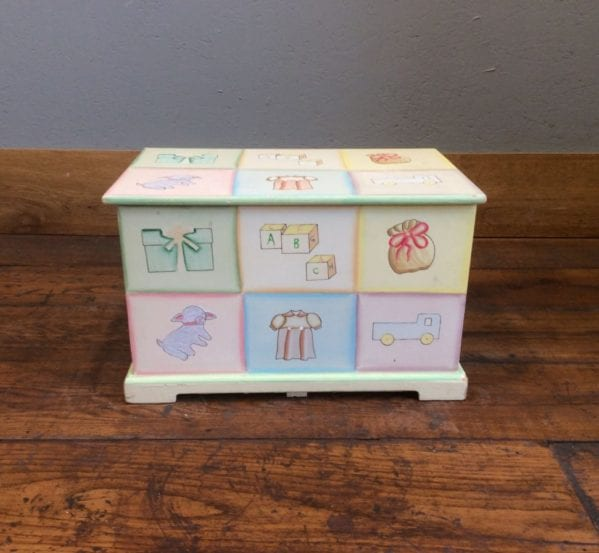 Children's Toy Storage Box