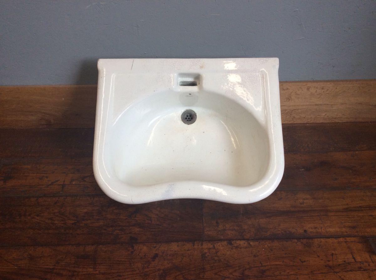 Large Crackle Glazed Sink