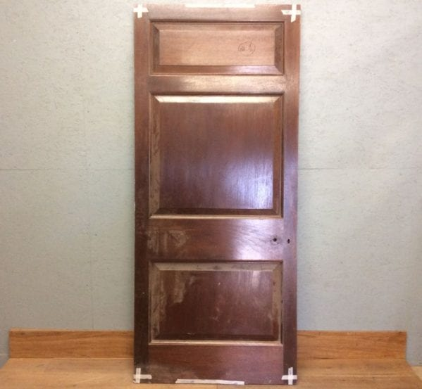 3 Panelled Large Door