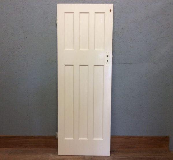 3 Over 3 Painted Door
