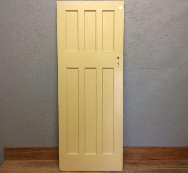 Painted 3 Over 3 Door