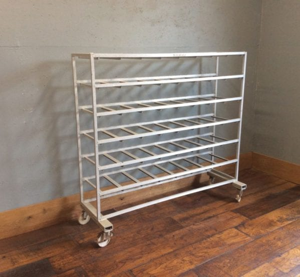 Drawer Storage Rack Trolley