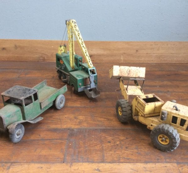 Vintage Toy Vehicles