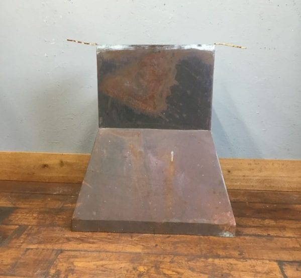 Copper Fire Hood