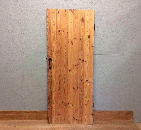 L&B Stripped Door
