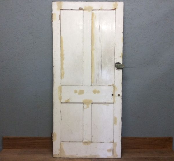 L Painted 4 Panel Door