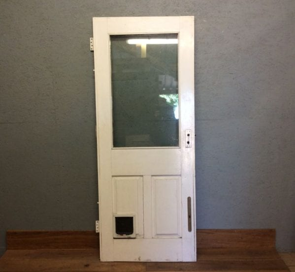 Reinforced Double Glazed Door