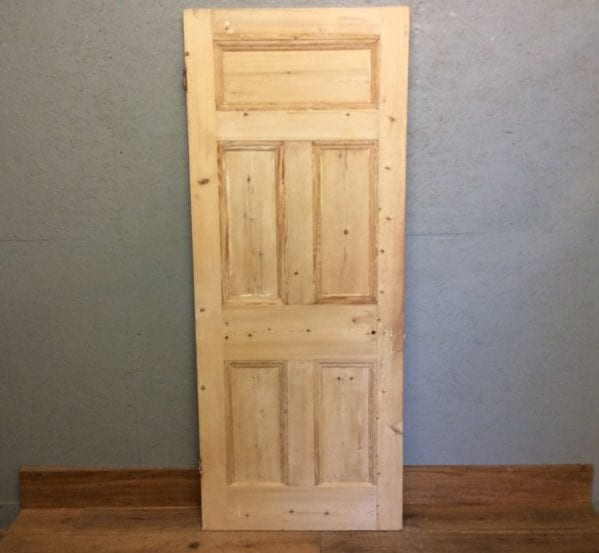 Stripped 5 Panel Door