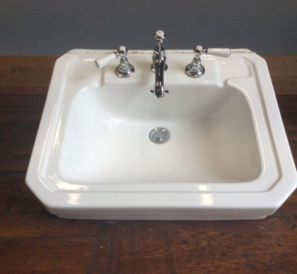 Burlington Rectangular Sink