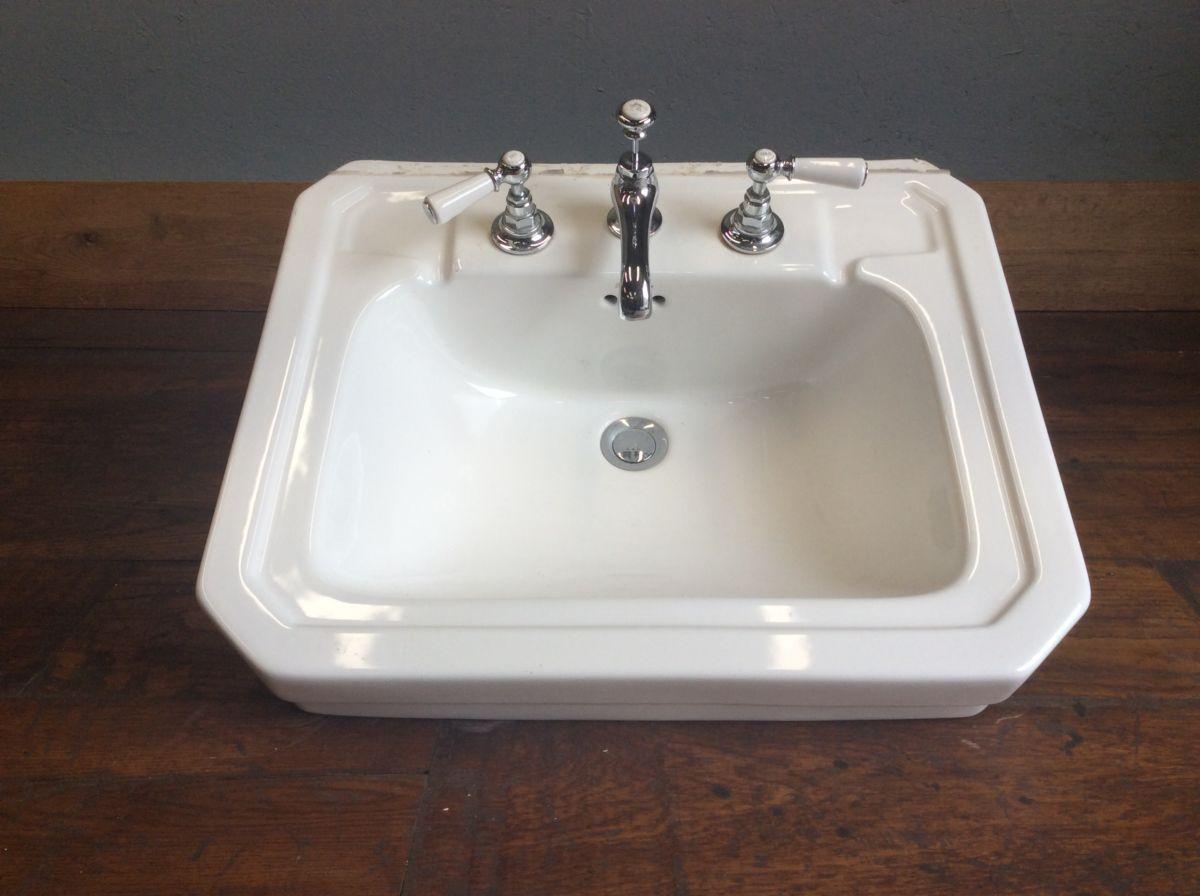 Burlington Rectangular Sink
