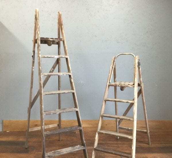 Ladder Selection