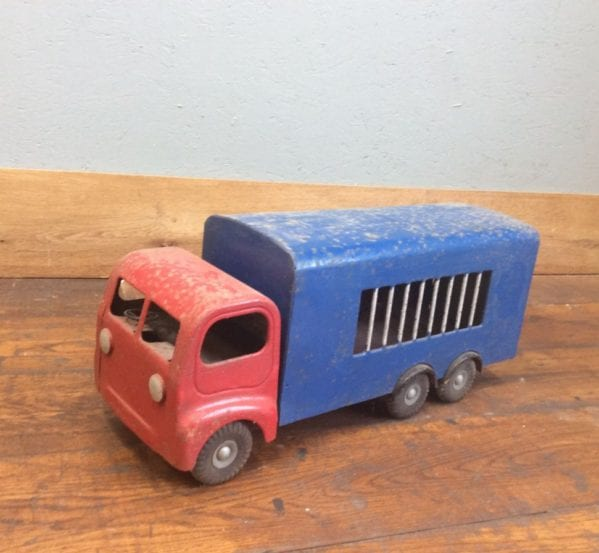 Vintage Toy Lorry