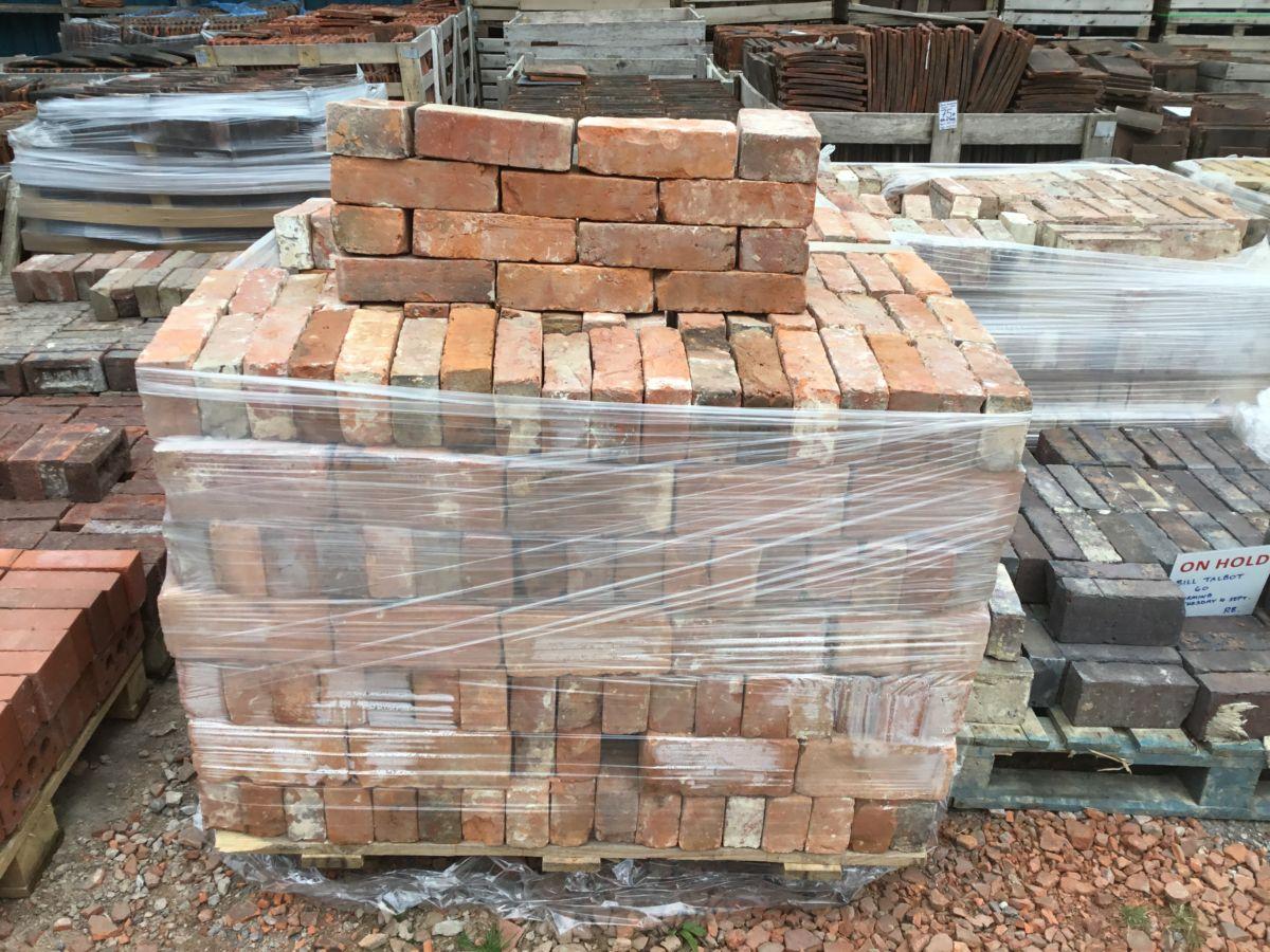 Handmade Red Victorian Brick