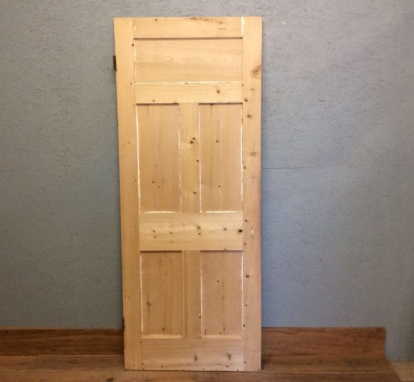 5 Panel Stripped Smooth Door