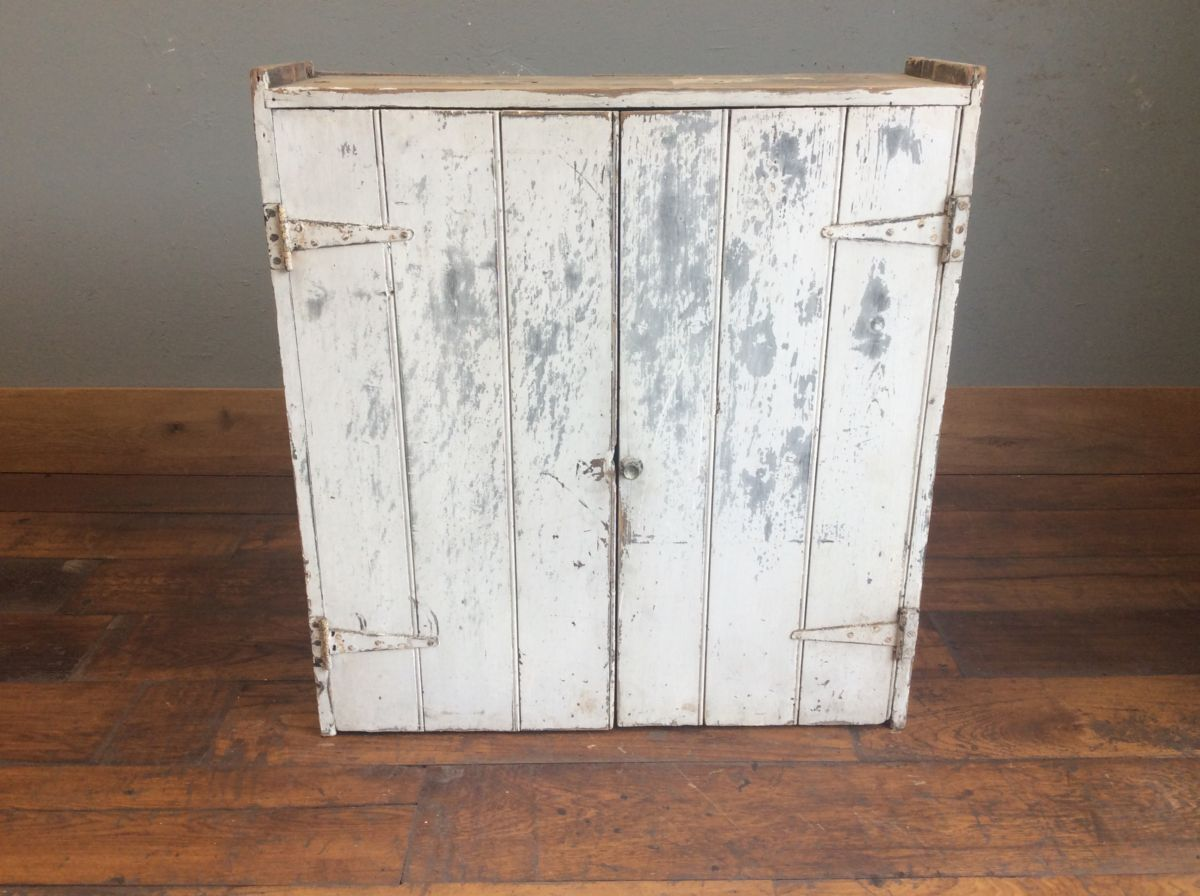 Old Wood Cupboard